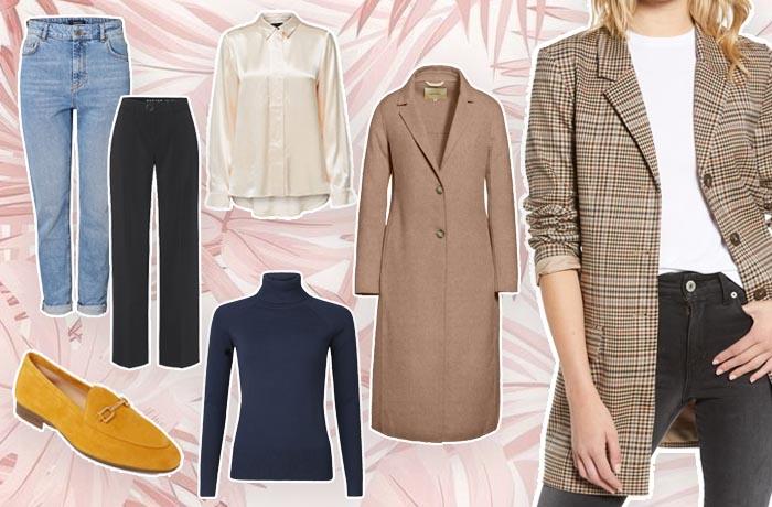 7x Tijdloze items die je in je kledingkast wilt hebben!