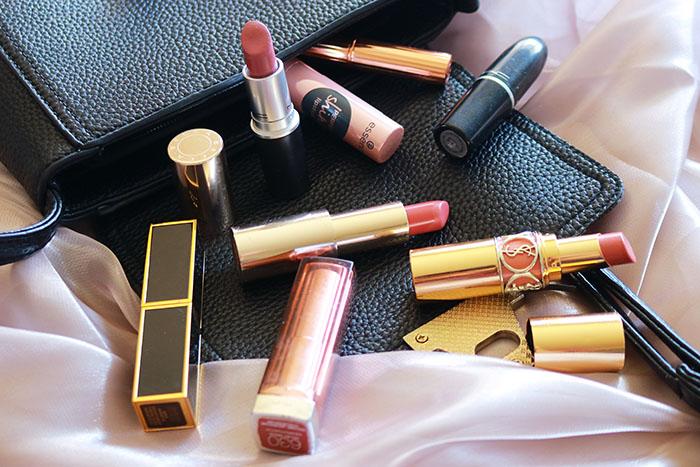 Mijn meest gedragen lipsticks!