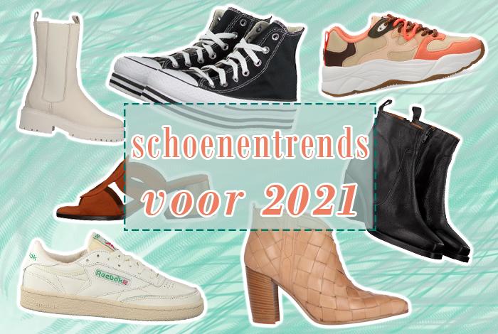 12x schoenentrends voor 2021!